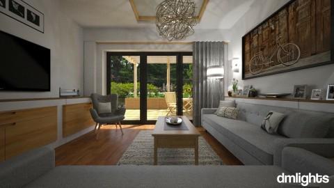 Projekat _ Dnevna soba - Living room - by DMLights-user-1025330