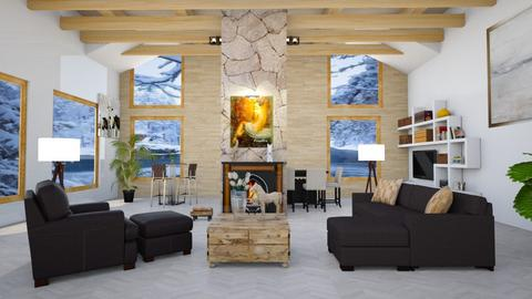 Aspen Chalet Template - by Chintali