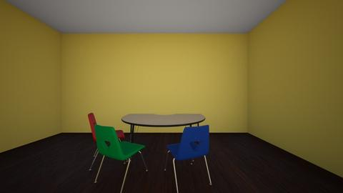 kids classroom - Kids room - by kimberlylopez