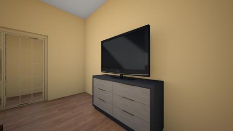 newsome class - Bedroom - by Rene Ana