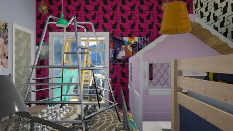 kids room design - Kids room - by India Arwyn