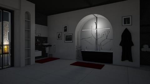 MI026 - Modern - Bathroom - by i l o n a