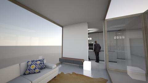 LUXURY - Living room - by katarinalaaksonen