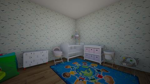 baby room - Kids room - by cristina72