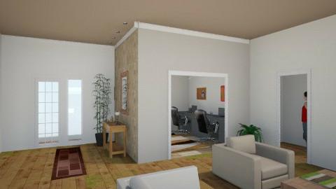 House Desgin 3 - Office - by lbarriosch