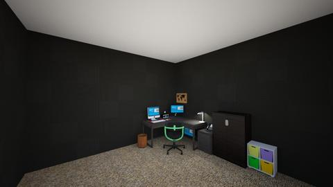 office - Modern - Office - by edeme10
