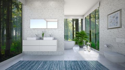 Natural - Modern - Bathroom - by Zephyrs