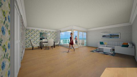 modern - Modern - Dining room - by Karine Hakobayan