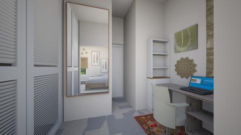 Maya Bed 6C - Bedroom - by puckermate1
