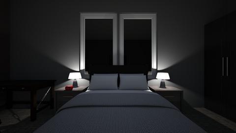 room  - Bedroom - by jadynfrench