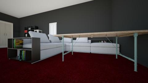 my room 2 - Bedroom - by lmjensen22lj