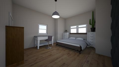 BEN AND MIAS ROOM - Bedroom - by benmia