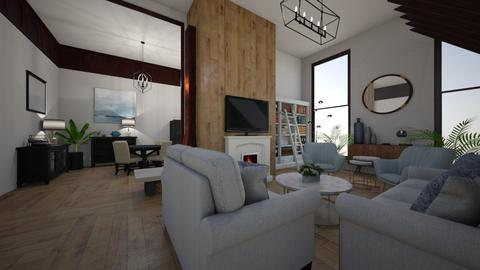 Ada Bart - Eclectic - Living room - by AdaBart