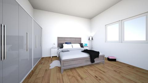 my bedroom 1b - Bedroom - by MIQUELA BRIGHTON