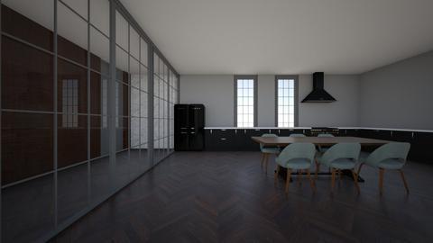 woonhuis 26 - by Hannah Van Schaik