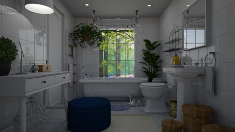 Bathroom - Eclectic - by Annathea