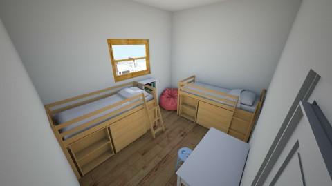 2k reading nook - Kids room - by Jayna1
