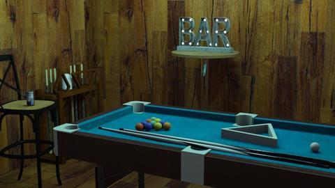 pool table - by casper00