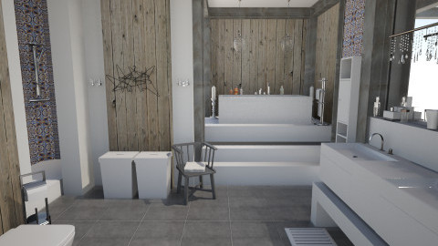Family Bathroom - Rustic - Bathroom - by better_living