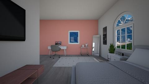 gril room - Modern - Bedroom - by alainap123