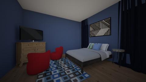 boy fix - Bedroom - by fixmeupper