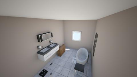 Bathroom - Bedroom - by maxbeeson