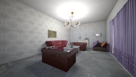 1st Living Room - by Neha Singh_24
