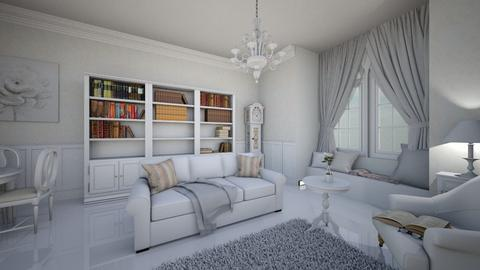 all about chic - Living room - by domi328