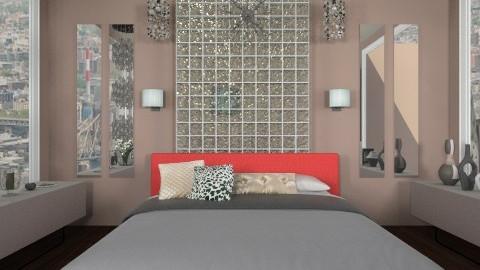 Modern Glamour Bedroom - Glamour - Bedroom - by rollyr1