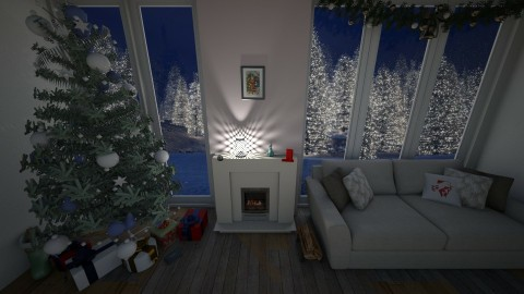 Christmas style - by Dorottyaa