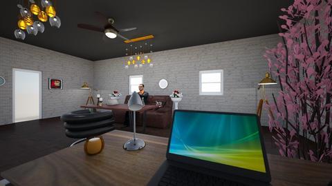 Set design - Living room - by Sebassdances