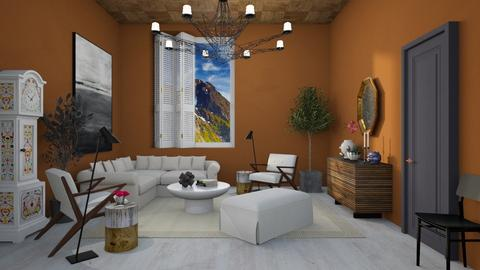 Mount Caramel - Modern - Living room - by 3rdfloor