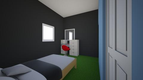 Kenyas ROom - Bedroom - by KenyaP