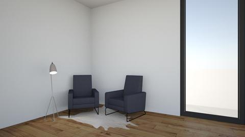 Modern Living Room - by mjohnsonterrell