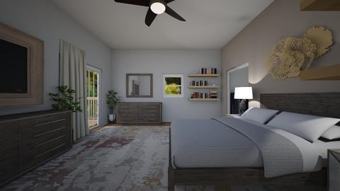 dream master room  - Bedroom - by mbickel
