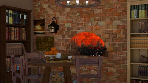 Cozy - Dining room - by RaeCam
