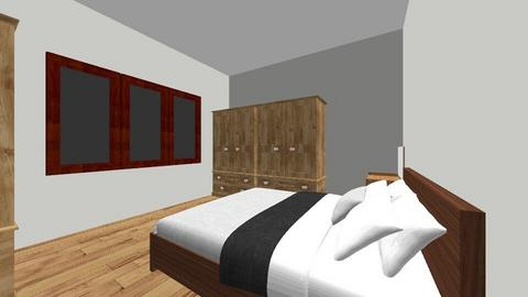 Master 2 - Bedroom - by babycookienat