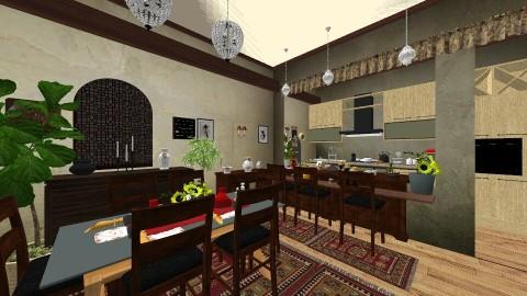 Oazis kitchen - Kitchen - by DMLights-user-1468788