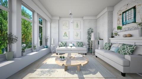Ingrid - Living room - by Violetta V