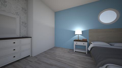 maren dream room  - Modern - Bedroom - by marenmasters