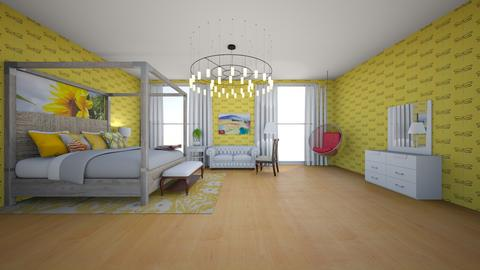 alma - Modern - Bedroom - by abigail_j_feinberg