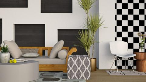 CHECK it Out - Modern - Living room - by millerfam