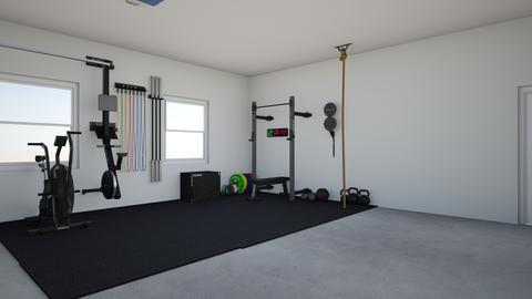 Garage Gym  - by rogue_61fb496349715a7b268d3227d3d35
