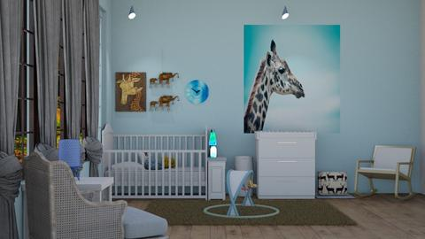 Baby_Boy - Kids room - by RaeCam