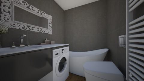 My dream home 4bath - Modern - Bathroom - by aleksandra8