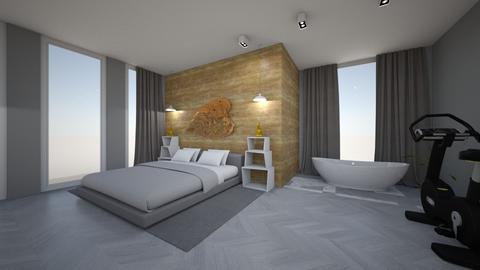 dres - Modern - Bedroom - by jakubm87