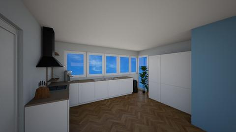 langer blad - Living room - by Mthe