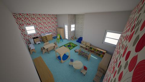 Toddler Room  - Kids room - by FTQFWYERBLZLWTHFNTLAPBDWRVDYCPL