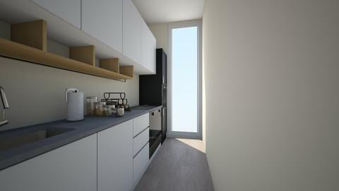 COCINA PAPA - Kitchen - by Sofia Lucach Albuerne