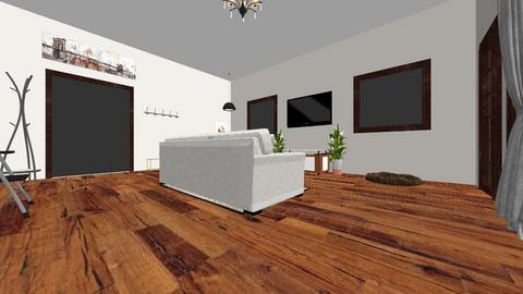 Living Room fish - Living room - by kdavis1